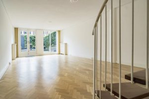 Rented 2 bedroom maisonette in Willemspark, The Hague