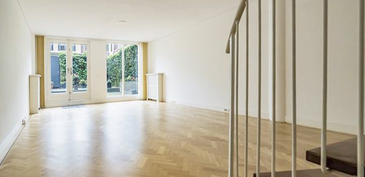 Rented 2 bedroom maisonette in Willemspark, The Hague